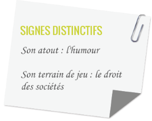 Signe distinctif